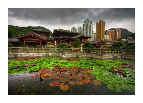 Hong Kong - Past and Present by tyt2000