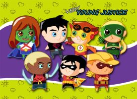 Young Justice S01 by Crystal-Abyss
