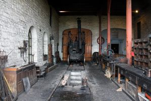 Beamish steam stock 11 by Random-Acts-Stock