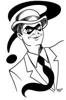 Riddler by RichBernatovech