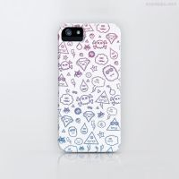 Super Sweet Monsters - iPhone Cover by mrsbadbugs