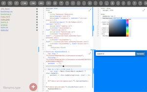 kodeWeave Echo: A Small IDE For Web Developers by mikethedj4