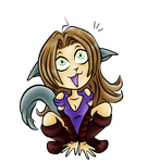 Chibi Ingwell bent by IngwellRitter