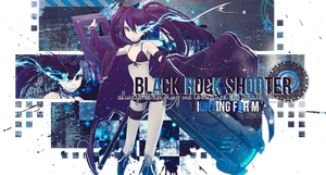 Black Rock Shooter~ by Kyantsu