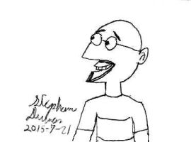 Gandhi from Clone High by stephdumas