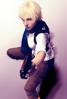 Sherry Birkin by Huue