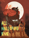 All Hallow's Eve 2014 by HeavyMetalHanzo