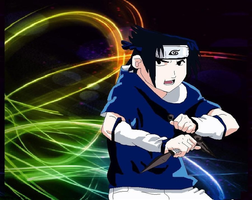 Sasuke by ConkerTSquirrel