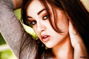 Marina Hantzis - Sasha Grey 2 by askine