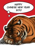 Happy Chinese New Year 2010 by Aiori