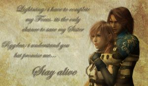 Lightning X Rxgdea Stay alive by SerenaKaori87