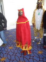 Katsucon 2012: Journey by LusheetaLaputa