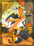 witch theme by griffsnuff
