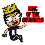 KING OF THE SQUIRRELS!!!! by gibby109