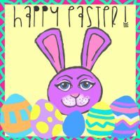 Happy Easter by Jessi2012