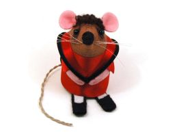Michael Jackson Thriller Mouse by The-House-of-Mouse