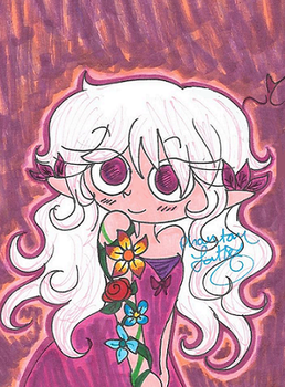 A SEA LILY FOR JRYNKOWSSSSS :D by PhantomLatte