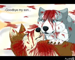 ..:Goodbye my son:.. by Meri-theDog
