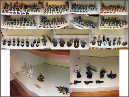 My Skylander Collection by 84pokedude