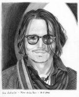 Johnny Depp - May 6, 2012 - 2 by shaman-art