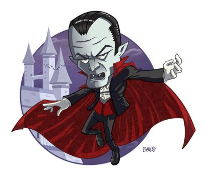 Count Dracula by ballsybalsman