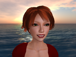 Current SL Avatar Picture by AeronyaArai