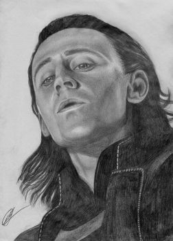 Loki by JuliaAir
