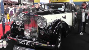 1952 Rolls Royce Silver Wraith by The-Transport-Guild