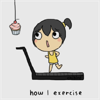 How I Exercise..... by Hana-181
