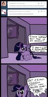 Don't Forget Smartypants! by MidnightQuill