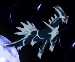 Dragon of time:Dialga by Elsdrake