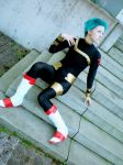 TTGL: He is so... by Asagi-syndrome
