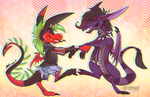 YOU DO THE HOKEY POKEY [collab] by A7XSparx