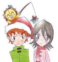 bleach christmas by Aimi-Sora