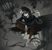 dark jack frost by dodamx2