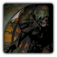 Doom 3 icon by Themx141