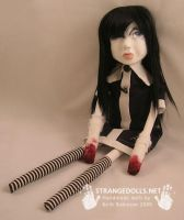 Large Accident Doll by strangedolls