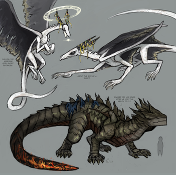 Dragon Princes by emlan