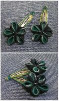 Military Green by Arleen