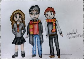 Harry Potter. by crazy4demi