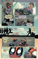 Deadpool Family 1 pg 2 by DrummerboyDomo
