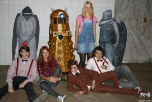 CS'11 Doctor Who group 3 by Hermy46