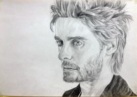 Jared Leto by ZephyrosSkyress
