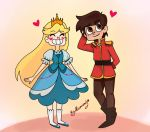 Princess and Prince by Alicexandy