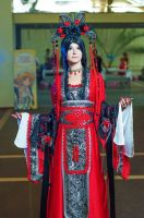 Chinese princess by Vis-Vitalis