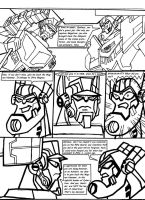 TRANSFORMERS ANIMATED COMIC STRIP (with dialogue) by VectorMagnus2011