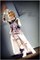 Pandora Hearts: Odds and Ends by Emi-zone