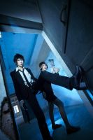 PSYCHO-PASS 01 by vicissiJuice