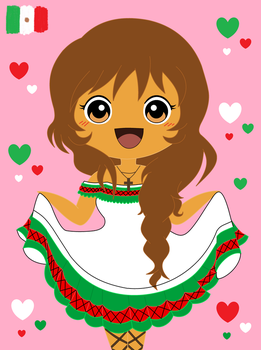 .:AT: Mexico: by oOoEsme-ChaNoOo