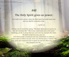Bible Refresher 51 - He Will Help You by PoppyCorn99
